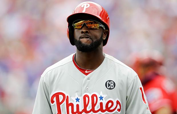 Phillies place Tony Gwynn Jr. on bereavement list
