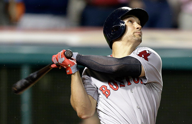 Red Sox designate OF Sizemore for assignment