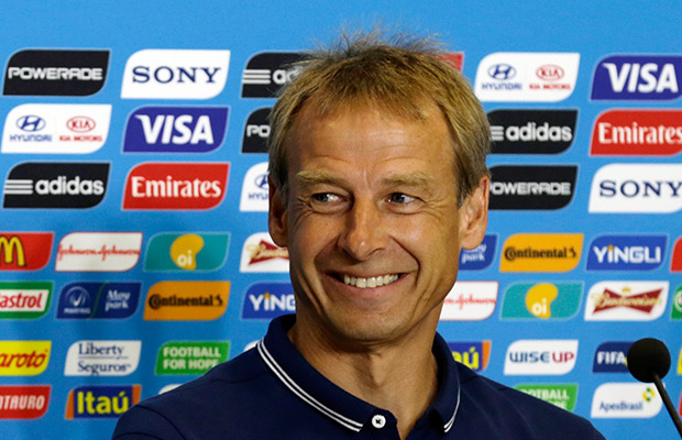 Klinsmann says he was right to predict no US title