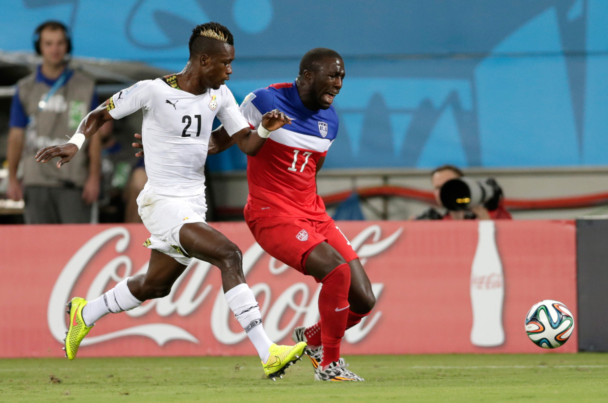 Jozy Altidore to miss US-Germany World Cup game
