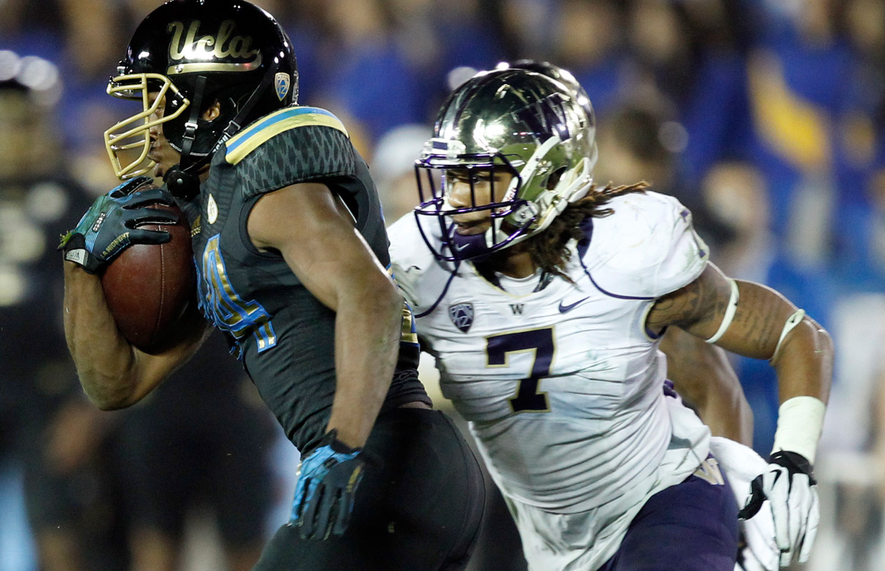 UW's Thompson on Phil Steele pre-season All-America team