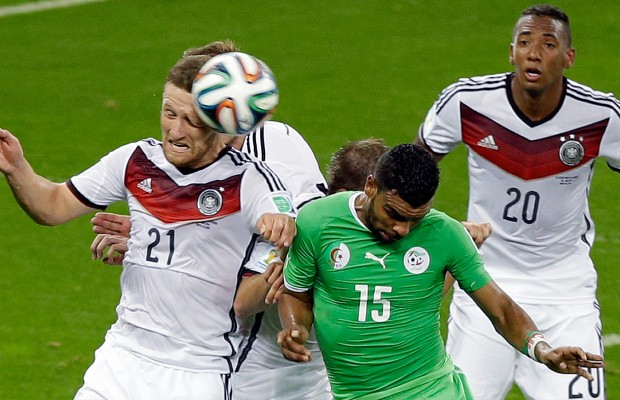 World Cup: Germany beats Algeria 2-1 in extra time; France beats Nigeria to reach World Cup QF