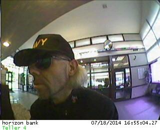 Armed robbery at Bellingham bank