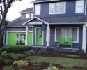 Seahawks House yard