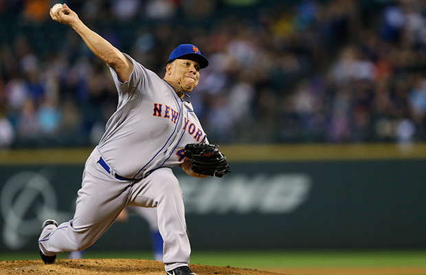 Colon overpowers Seattle in New York's 3-2 win