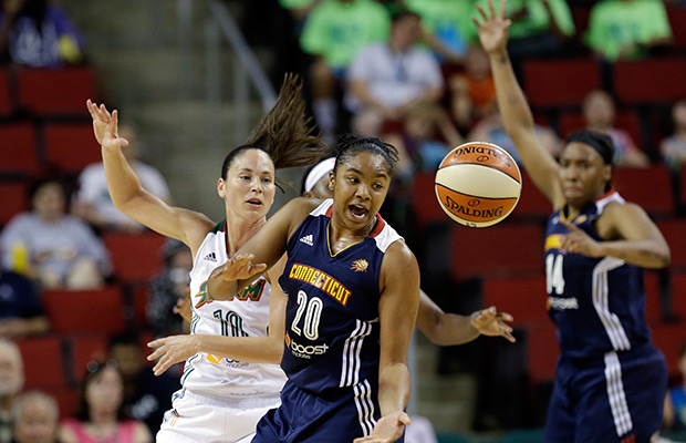 East beats West in WNBA All-Star Game