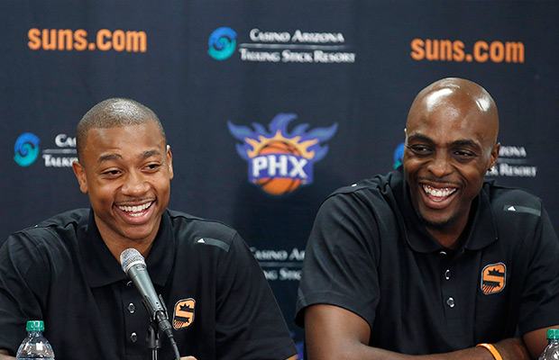 Isaiah Thomas says he will accept any role with Suns