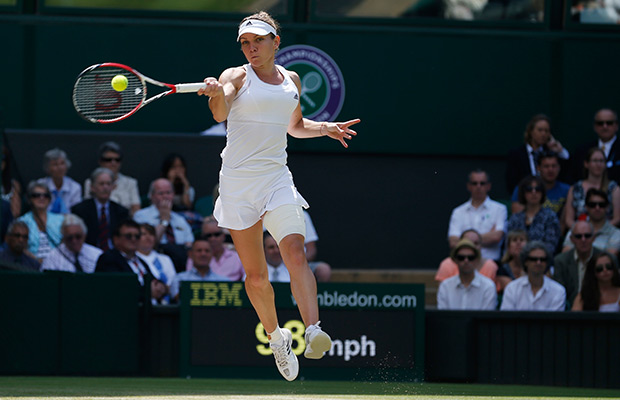 Wimbledon: Halep, Djokovic and Federer advance, Murray out