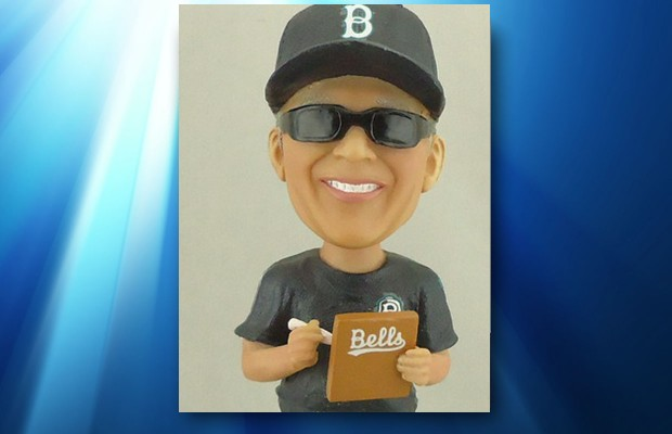 Bellingham Bells to present Jim Clem Bobblehead night