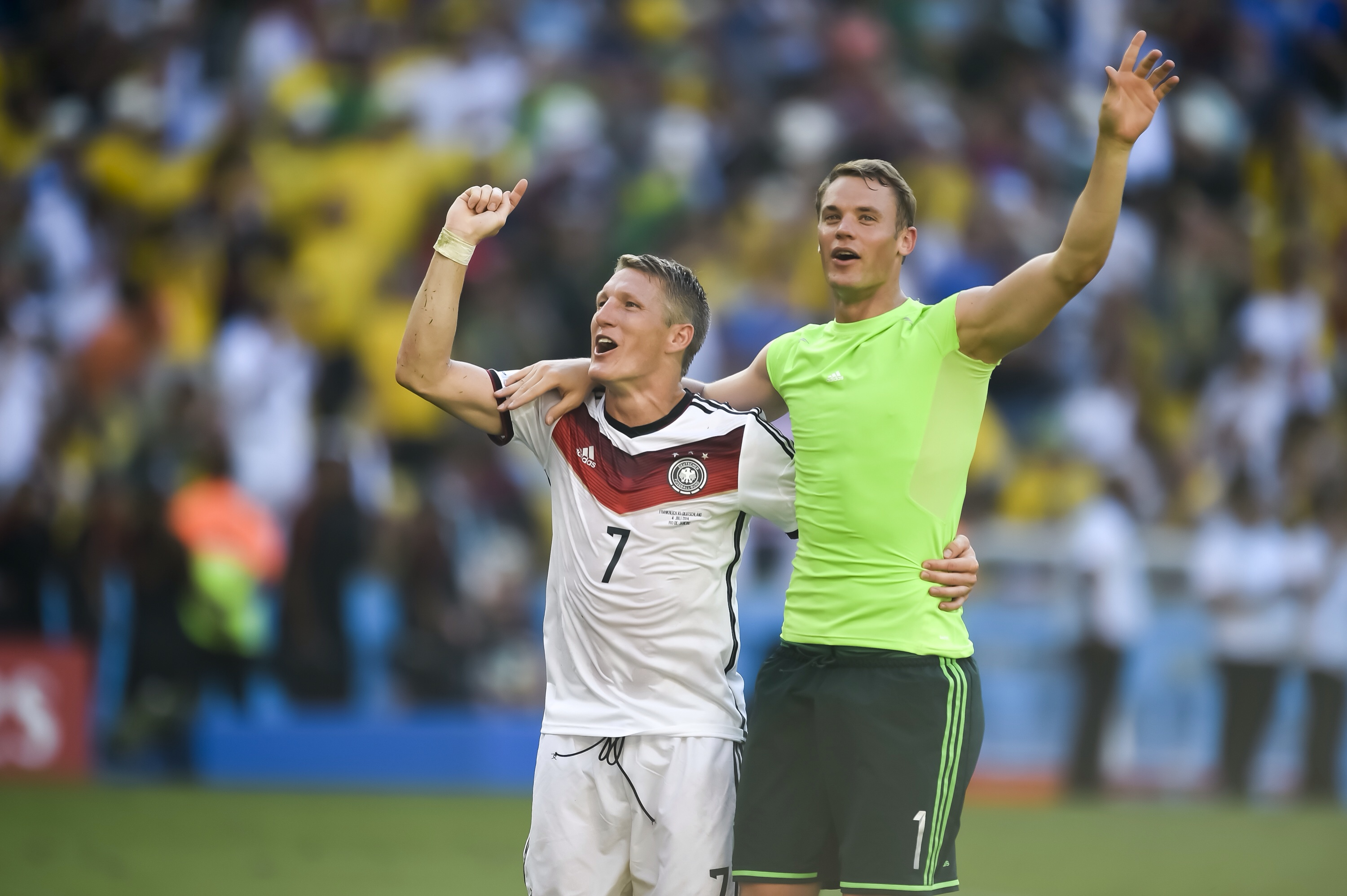 World Cup: Germany gets past France while Brazil ends Colombia's cinderella run