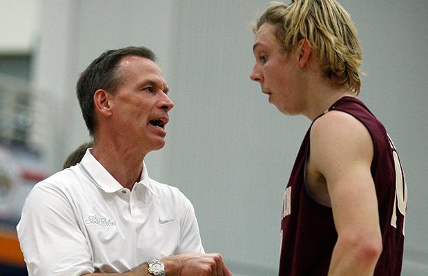 College of Charleston fires hoop coach