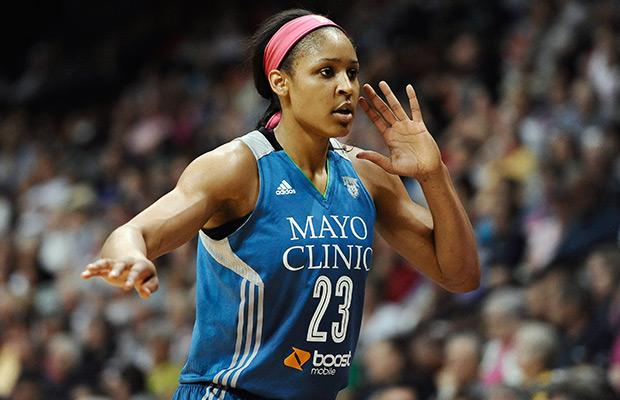 Lynx's Moore wins WNBA MVP award