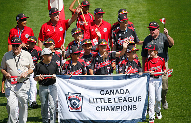 Vancouver, Canada falls to Nashville in LLWS