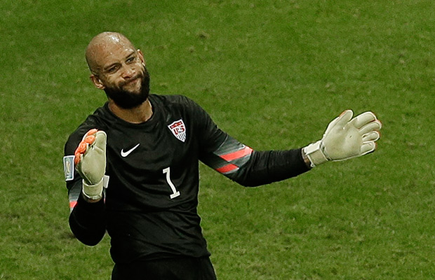 Keeper Tim Howard taking break from US team