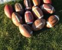 Prep footballs