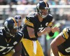 Ben Roethlisberger #7 of the Pittsburgh Steelers plays during an NFL football game between the Pittsburgh Steelers and the Jacksonville Jaguars, Sunday, Oct. 5, 2014, in Jacksonville, Fla.