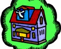 generic haunted house graphic 3