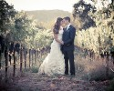 Death-with-dignity advocate Brittany Maynard & husband Dan Diaz at their wedding. THIS CONTENT IS PROVIDED BY PRNewsfoto and is for EDITORIAL USE ONLY**