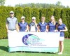 Western  Washington university - 2015 GNAC women's golf champions.  Courtesy of the Great Northwest Athletic Conference