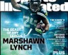 Seattle Seahawks running back Marshawn Lynch will be on the cover of the August 14, 2015 Sports Illustrated.