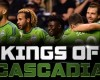 The Sounders beat the Whitecaps to earn the Cascadia Cup trophy