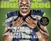 Russell Wilson SI cover Twitter