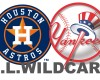 houston astro new york yankees al wildcard