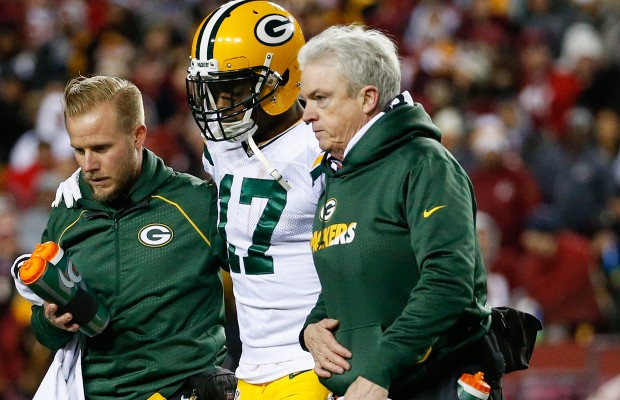 Packers' WR Davante Adams unlikely to play vs. Cardinals