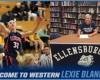 Lexie Bland - photo courtesy of WWU Athletic Department