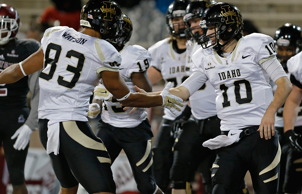 Idaho will leave FBS, join Big Sky Conference for 2018