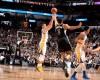 warriors spurs from NBA via Twitter