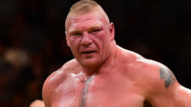 Brock Lesnar Failed Second Drug Test on Day of UFC 200
