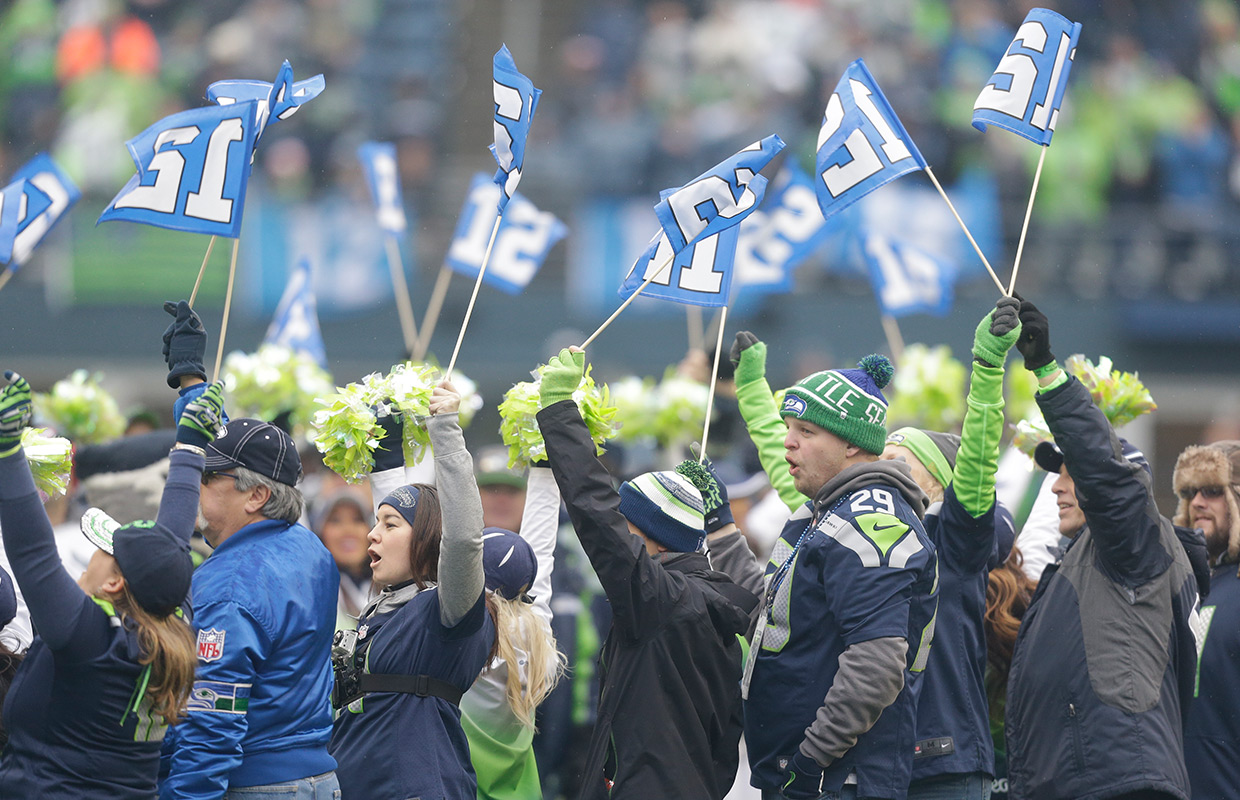 Seahawks reach 5-year licensing deal with Texas A&M