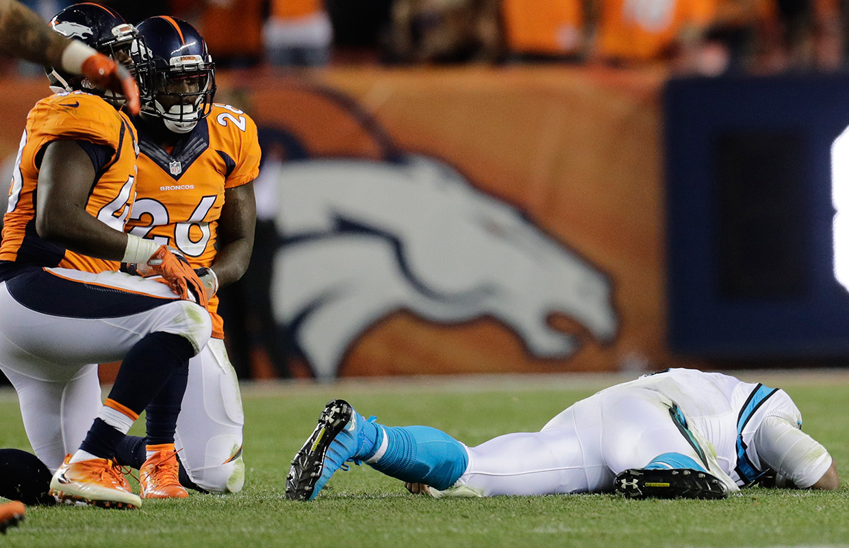 NFL Says Broncos Should Have Been Penalized for Hit on Cam Newton