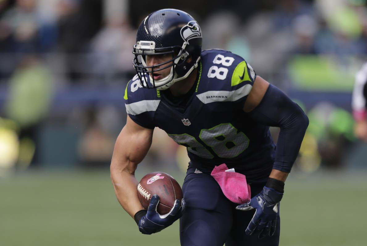 Seahawks Graham makes little noise in Superdome return