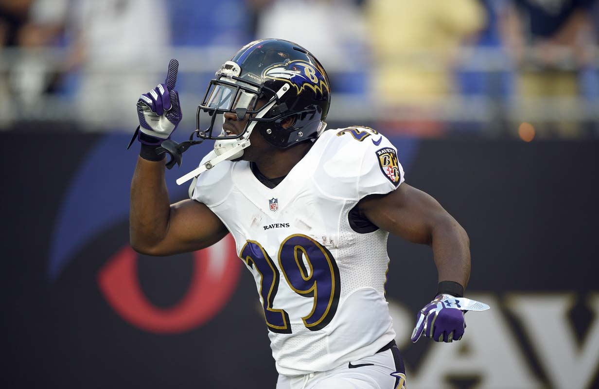 Ravens set to release RB Forsett