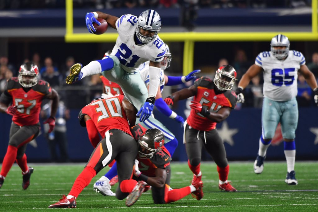 Tampa Bay Buccaneers hang tight, but fall to Dallas Cowboys 26-20