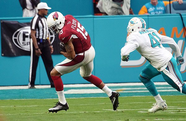 'Disappointed' Cardinals president Michael Bidwill comments on Michael Floyd release