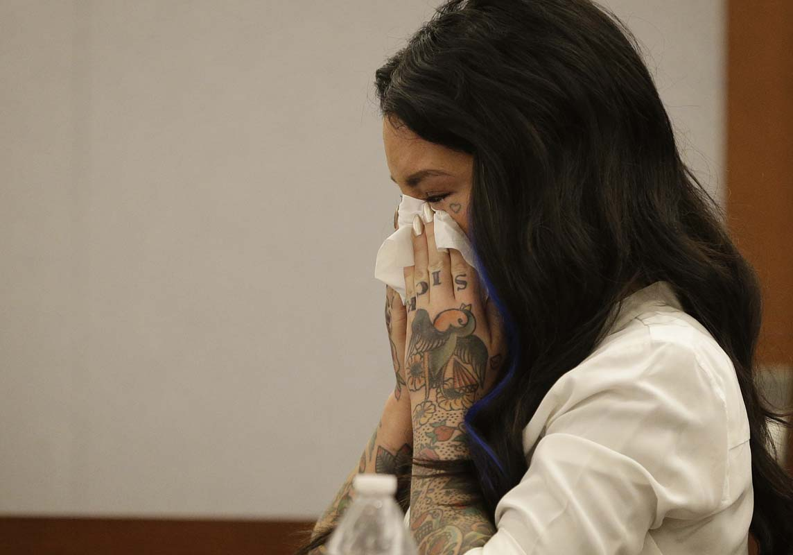 Jury convicts former MMA fighter War Machine of kidnapping and sexual assault