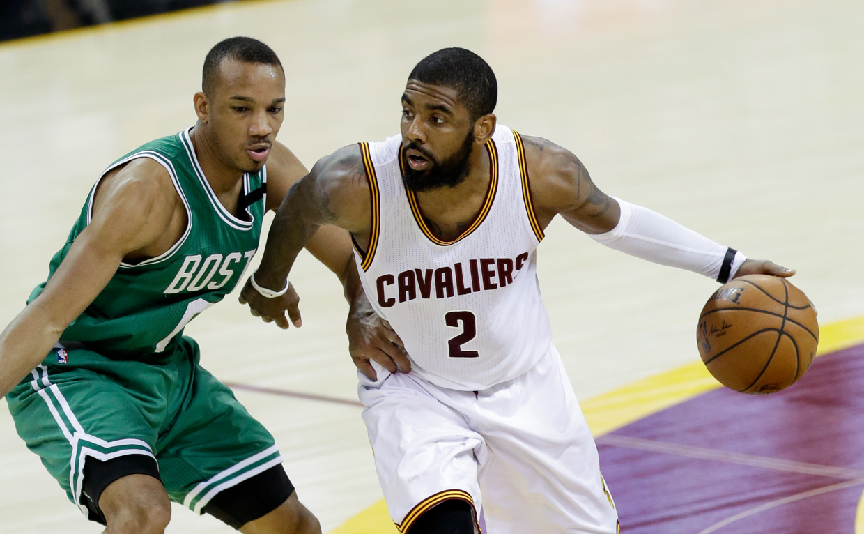 Cavs coach says Irving is feeling 'good' after Game 4 ankle injury
