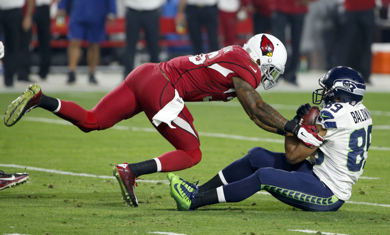 Cardinals' Bucannon has ankle surgery, might miss opener