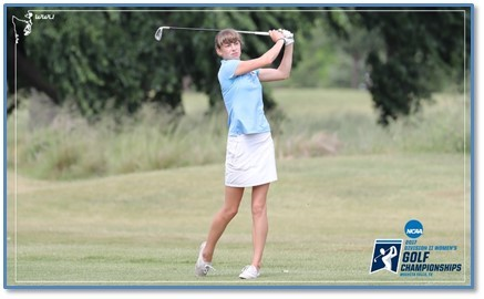 Women's golf in fifth after first round of NCAA Columbus Regional