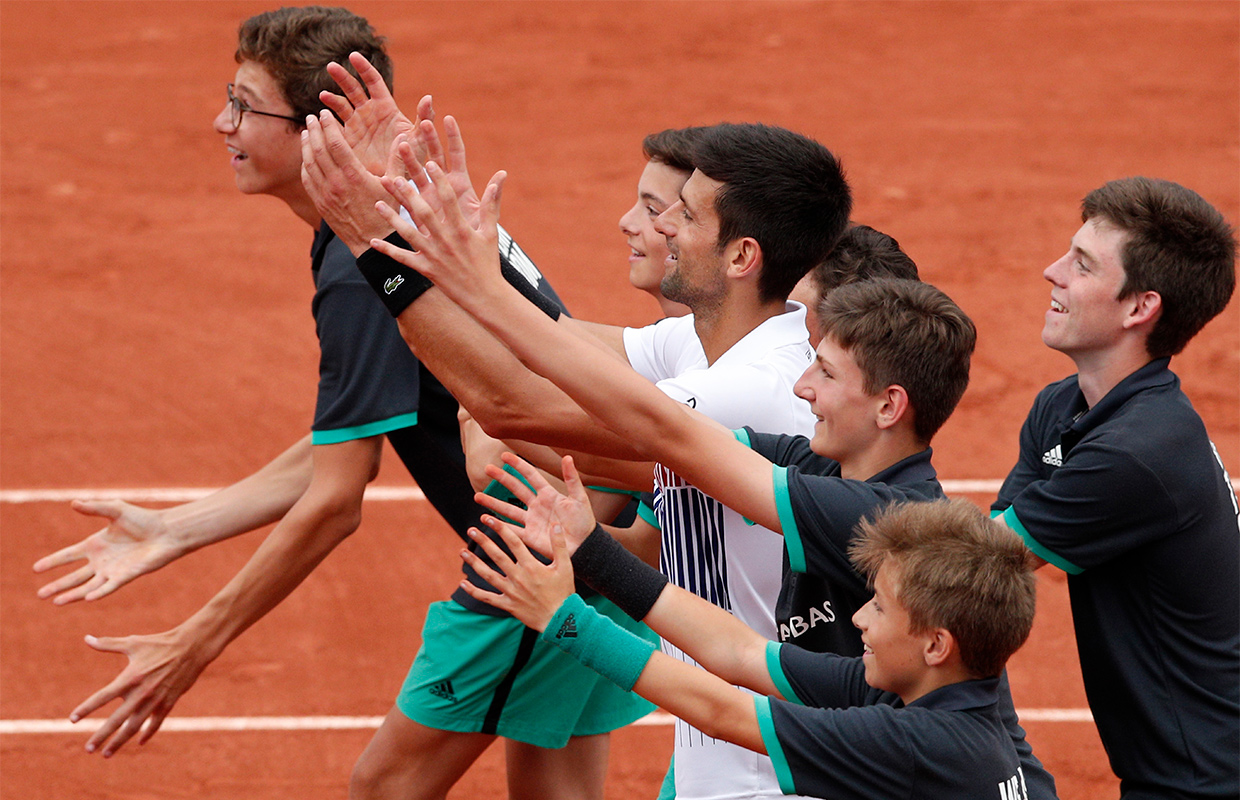 View From The Baseline: French Open third round recap from Roland Garros