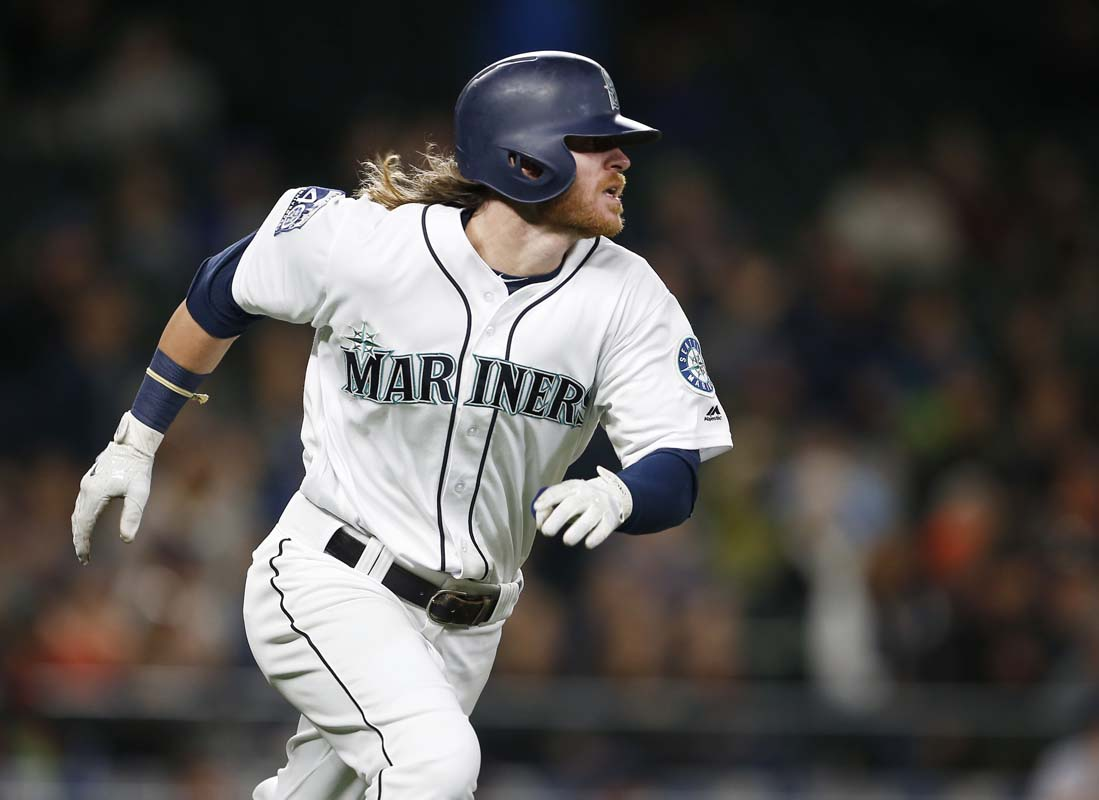 Seager's double lifts Mariners over Tigers 5-4 in 10 innings
