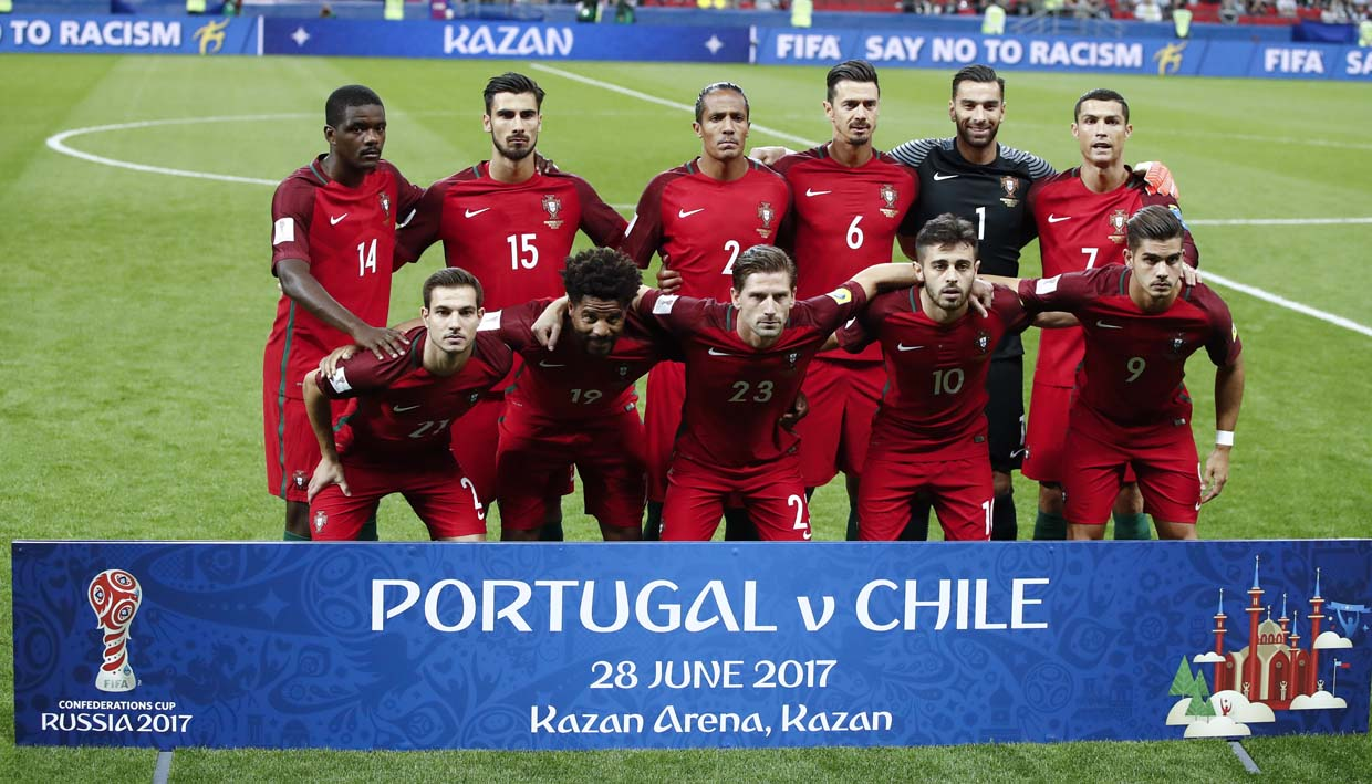 Chile crushes Portugal on penalties to reach Confed Cup ... Chilean Soccer Team 2017
