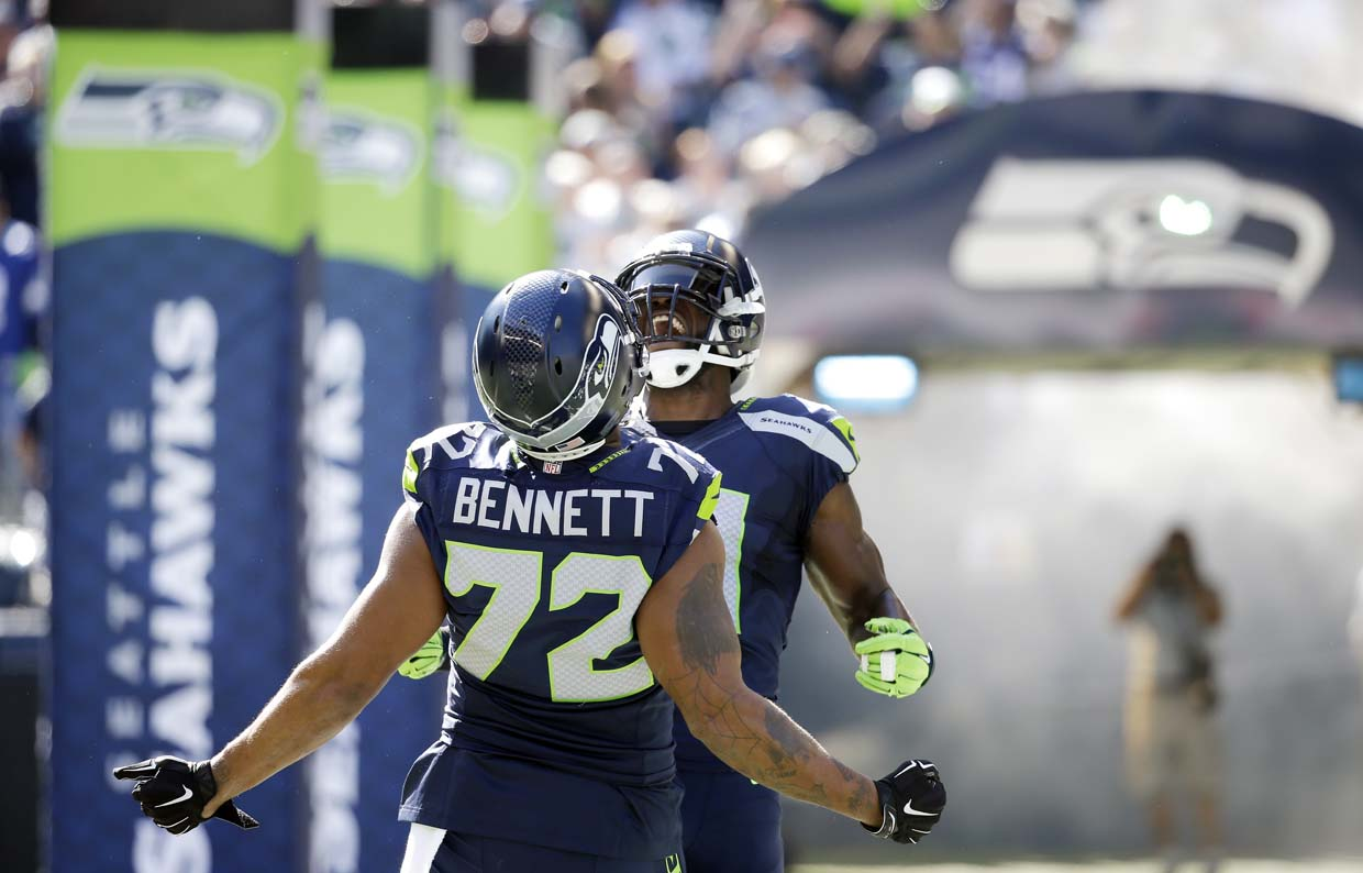 Seahawks' Wagner and Chancellor added to NFL Network's Top 100