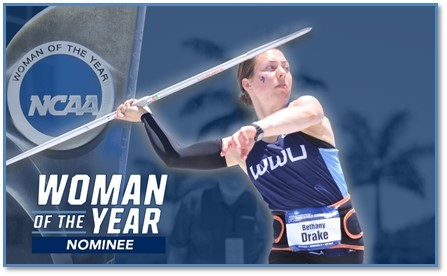 TSU's Hughes an NCAA Woman of the Year nominee