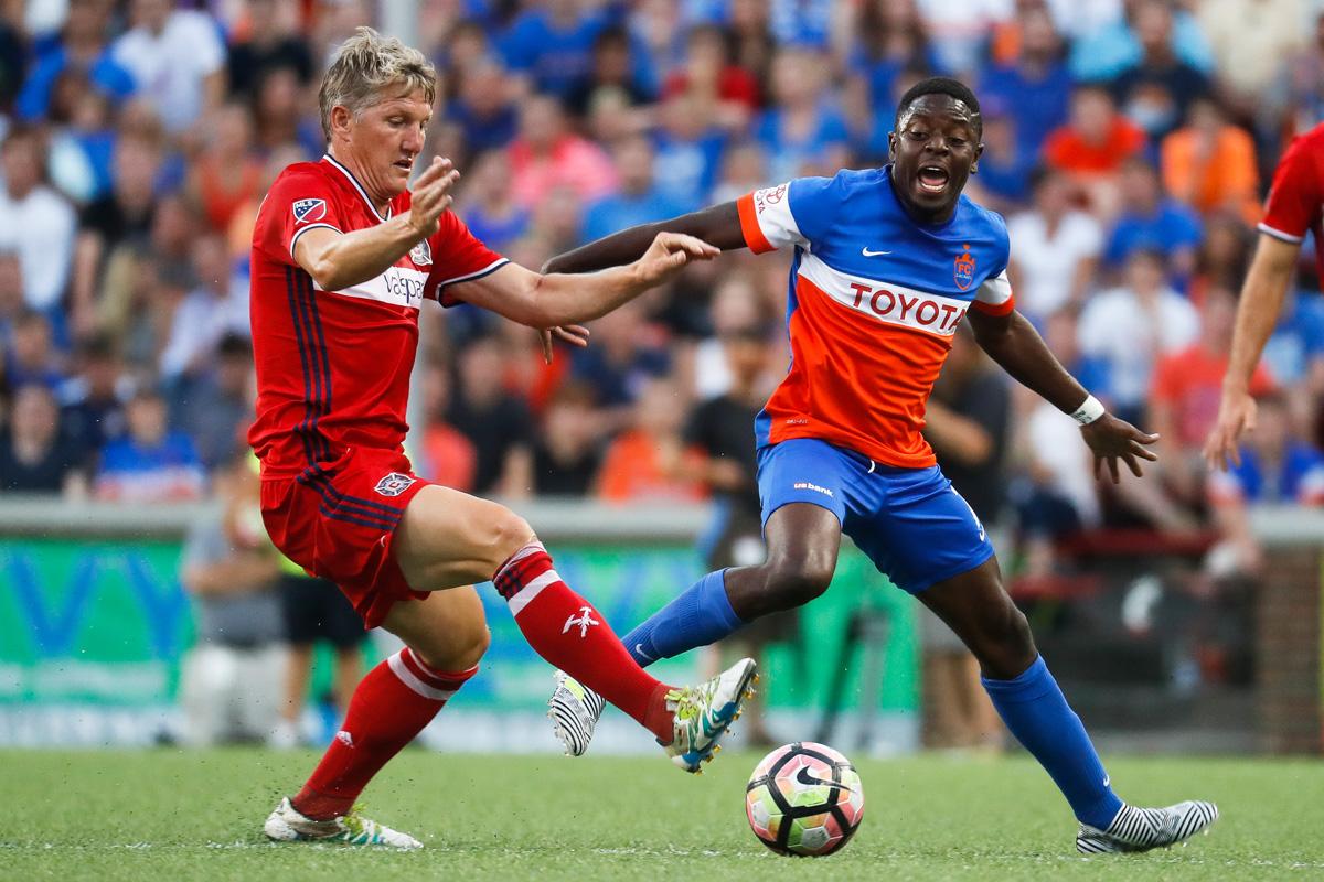 Sporting KC defender Graham Zusi named to 2017 MLS All-Star Fan XI