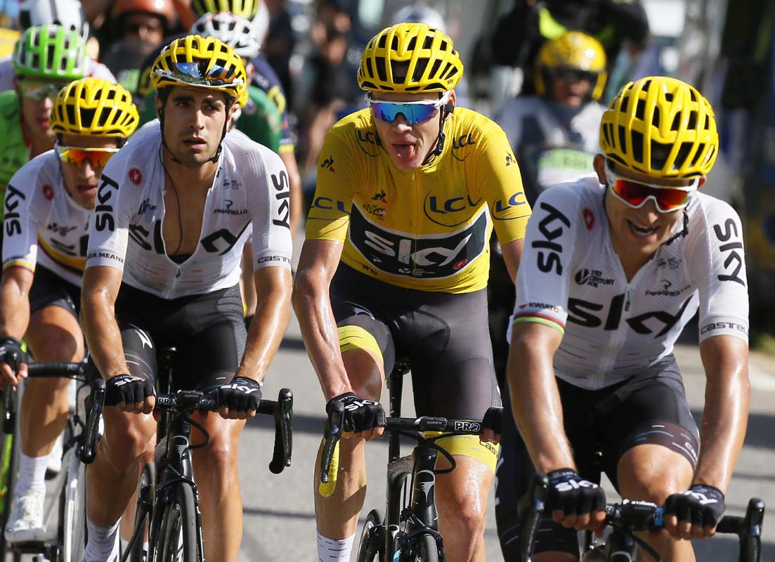 Boasson Hagen takes overdue stage win, Froome rolls on toward victory