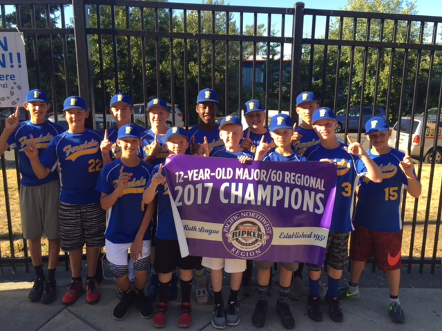 Ferndale squad rained out Monday at Cal Ripken World Series